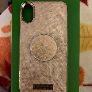Kate Spade IPHONE X Cover